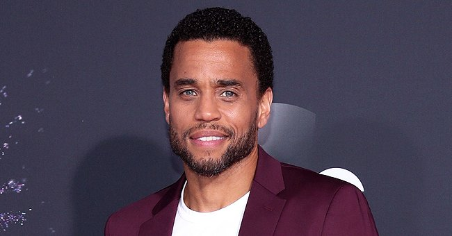 'Think like a Man' Star' Michael Ealy's Wife Posts Photo of Him with Their Handsome Son Elijah