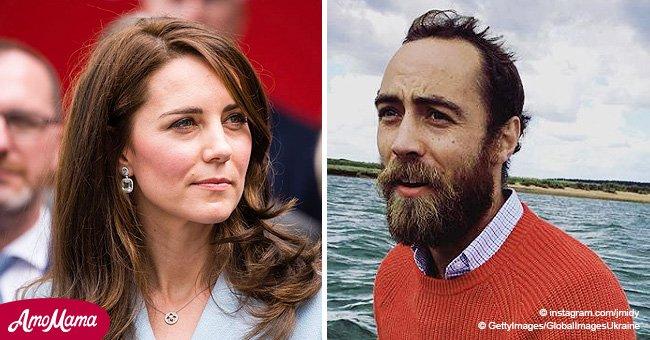 """Kate Middletons Bruder bezeichnete seine Depression während eines seltenen Interviews als """"Krebs für den Verstand"""""""