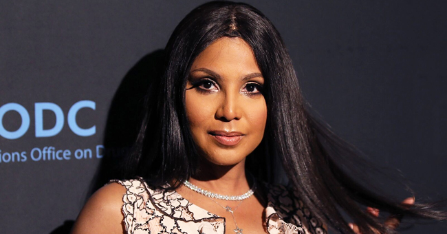 Proud Mom Toni Braxton Shares Rare Photo with Her Two Handsome Sons
