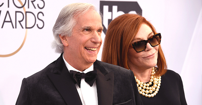 Meet 'Happy Days' Henry Winkler's Wife of 40 Years and Their Three Children