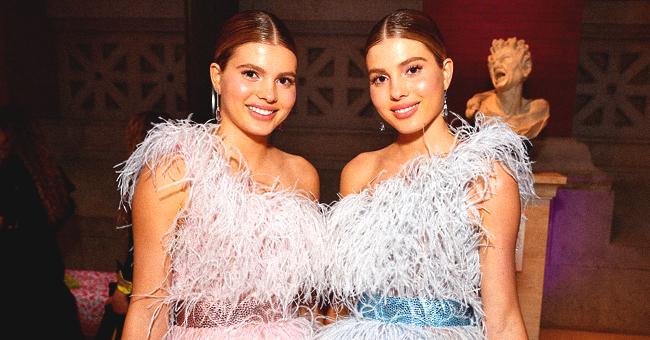 Así fue el debut de las hijas de Julio Iglesias, Victoria y Cristina, en la Met Gala 2019