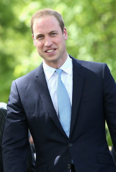 Prince William on May 12, 2014 in Gosport, England.| Photo: Getty Images