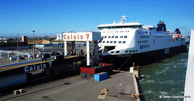 Calais : Une centaine de migrants clandestins se sont introduits dans le port dont 44 interpellés