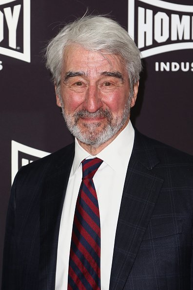 Sam Waterston attends the 2019 Lo Maximo Awards at The JW Marriot at L.A. Live on March 30, 2019, in Los Angeles, California. | Source: Getty Images.
