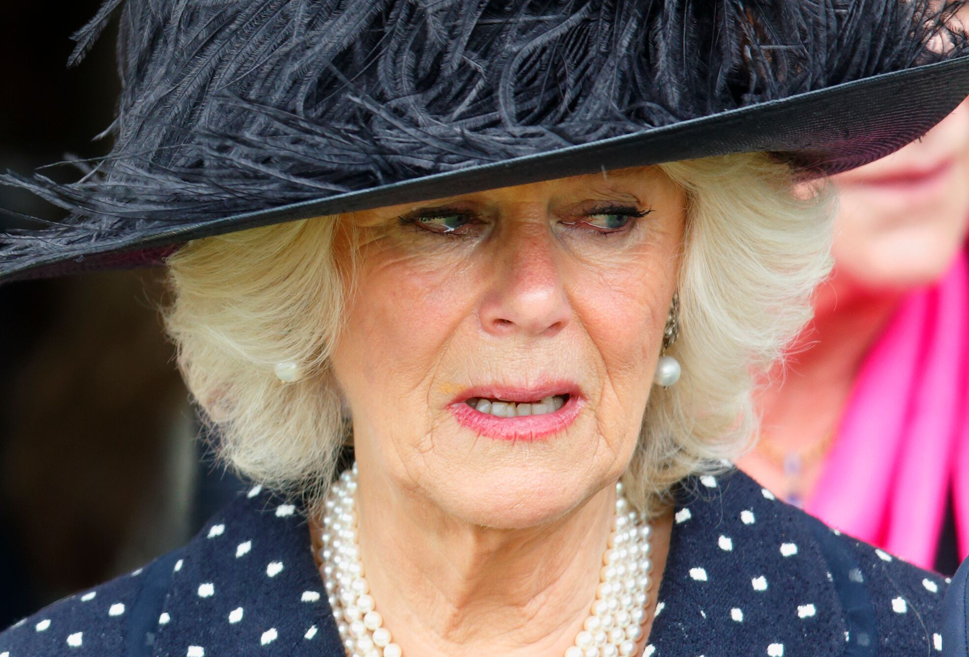 Camilla Parker Bowles. Image Credit: Getty Images