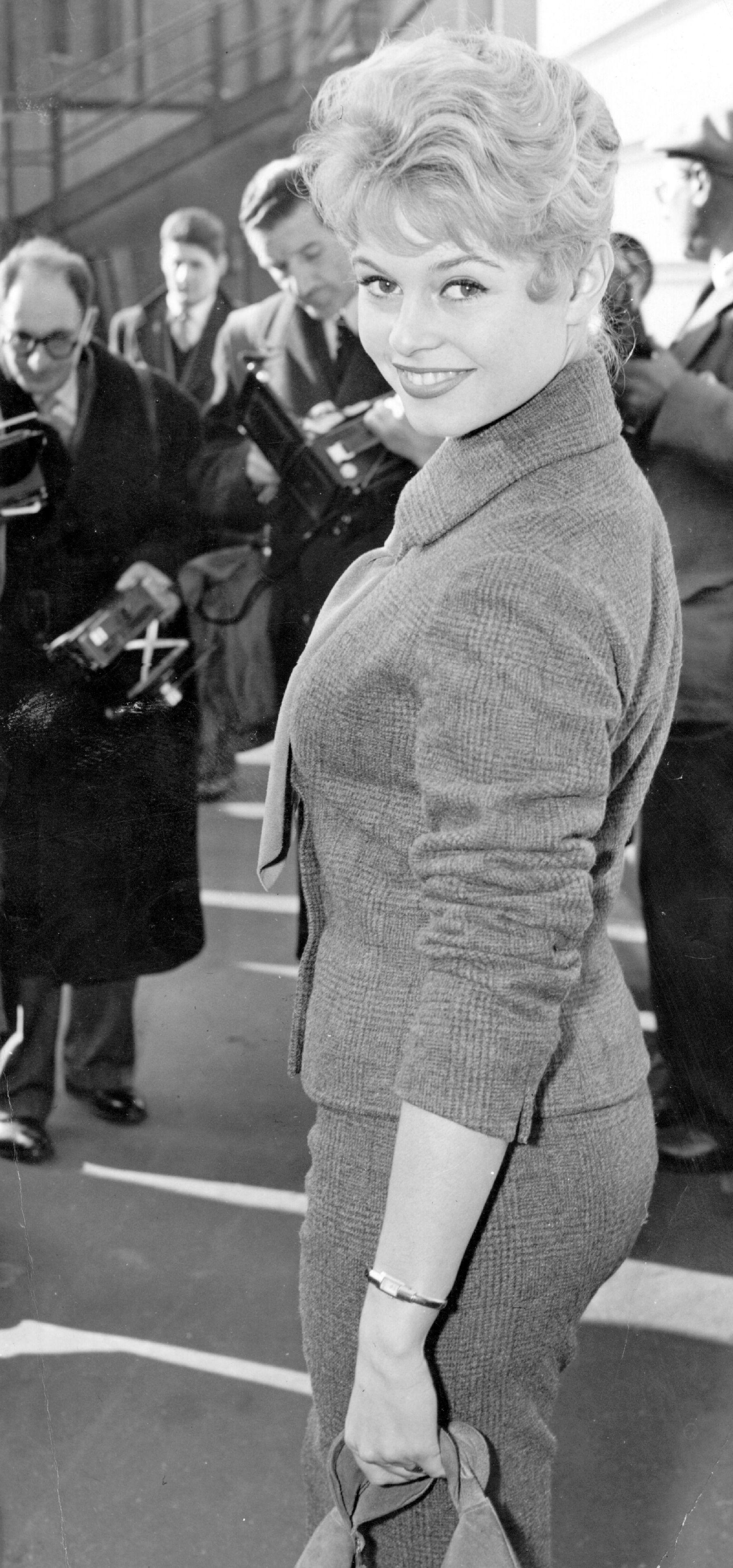 Vous Vous Souvenez De La Jeune Brigitte Bardot Ses Photos Des