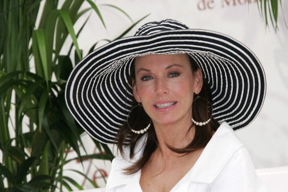 Lesley-Anne Down während des 2007 Monte Carlo TV Festival - The Bold and The Beautiful | Quelle: Getty Images