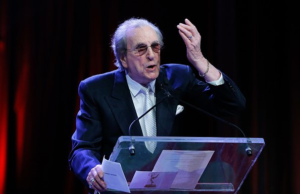 Danny Aiello attends 60th Anniversary New York Emmy Awards Gala at Marriott Marquis Times Square on May 6, 2017 in New York City | Photo: Getty Images