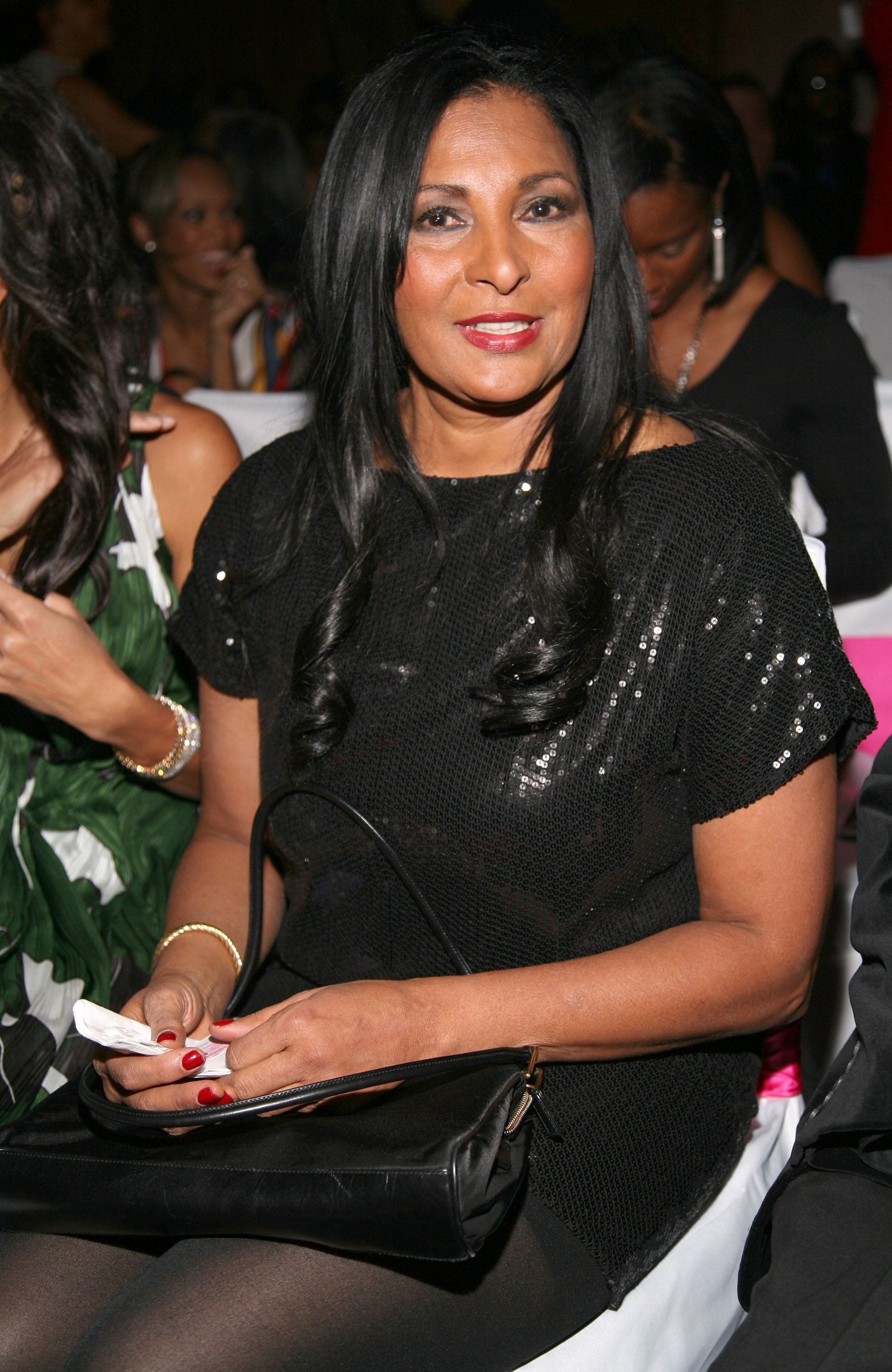 Pam Grier at the 3rd Annual Black Girls Rock! Awards at Jazz at Lincoln Center on November 2, 2008 in New York City. | Source: Getty