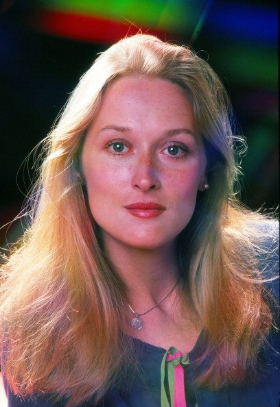 Meryl Streep photographed in August 1976. | Photo: Getty Images