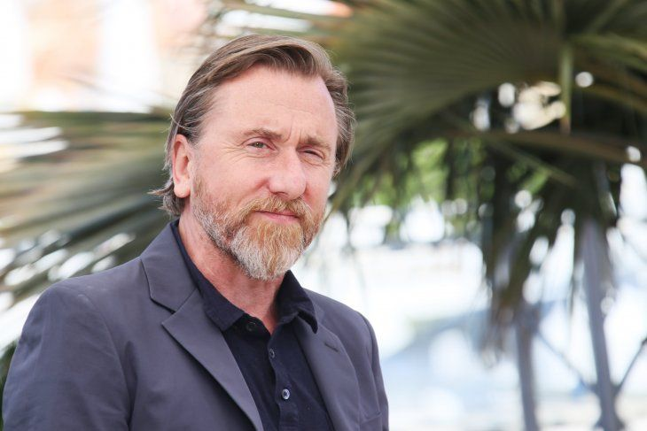 Tim Roth attends the 'Chronic' Photocall during the 68th annual Cannes Film Festival.   Source: Getty Images