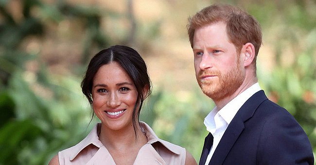 Check Out behind-the-Scenes Snaps of Prince Harry & Meghan Markle's Everyday Life in Their California Home