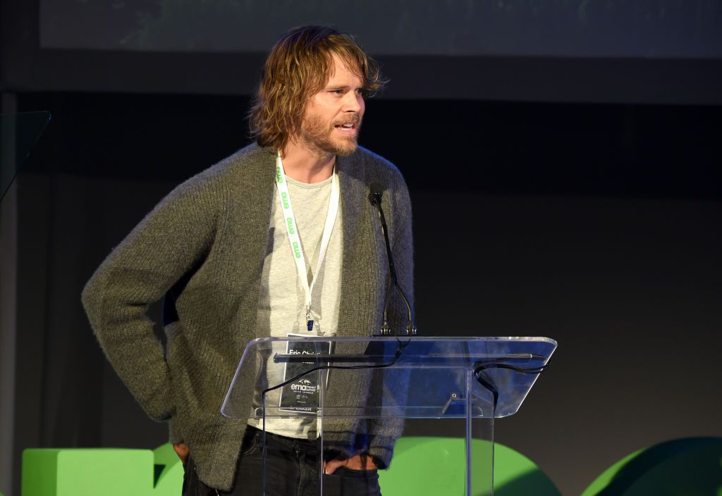 Eric Christian Olsen at the EMA IMPACT Summit at Montage Beverly Hills on May 21, 2018   Photo: Getty Images