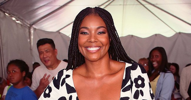 Gabrielle Union Beams with Joy in Priceless Pics of Her Spending Time with Family & Friends