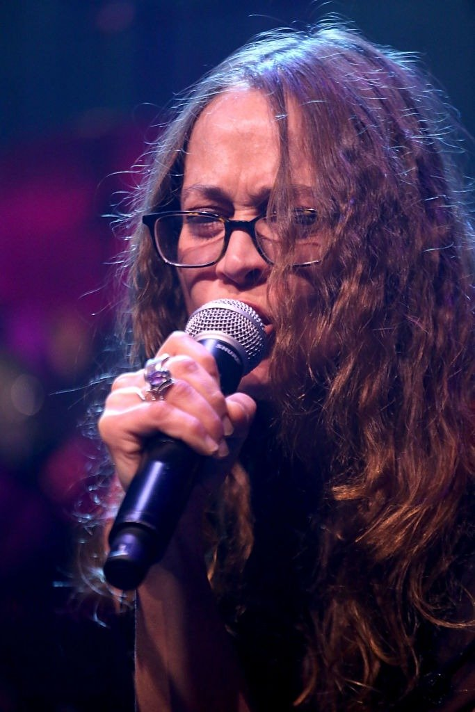 Fiona Apple performs during the 36th Annual Austin Music Awards at ACL Live on February 28, 2018.   Photo: Getty Images