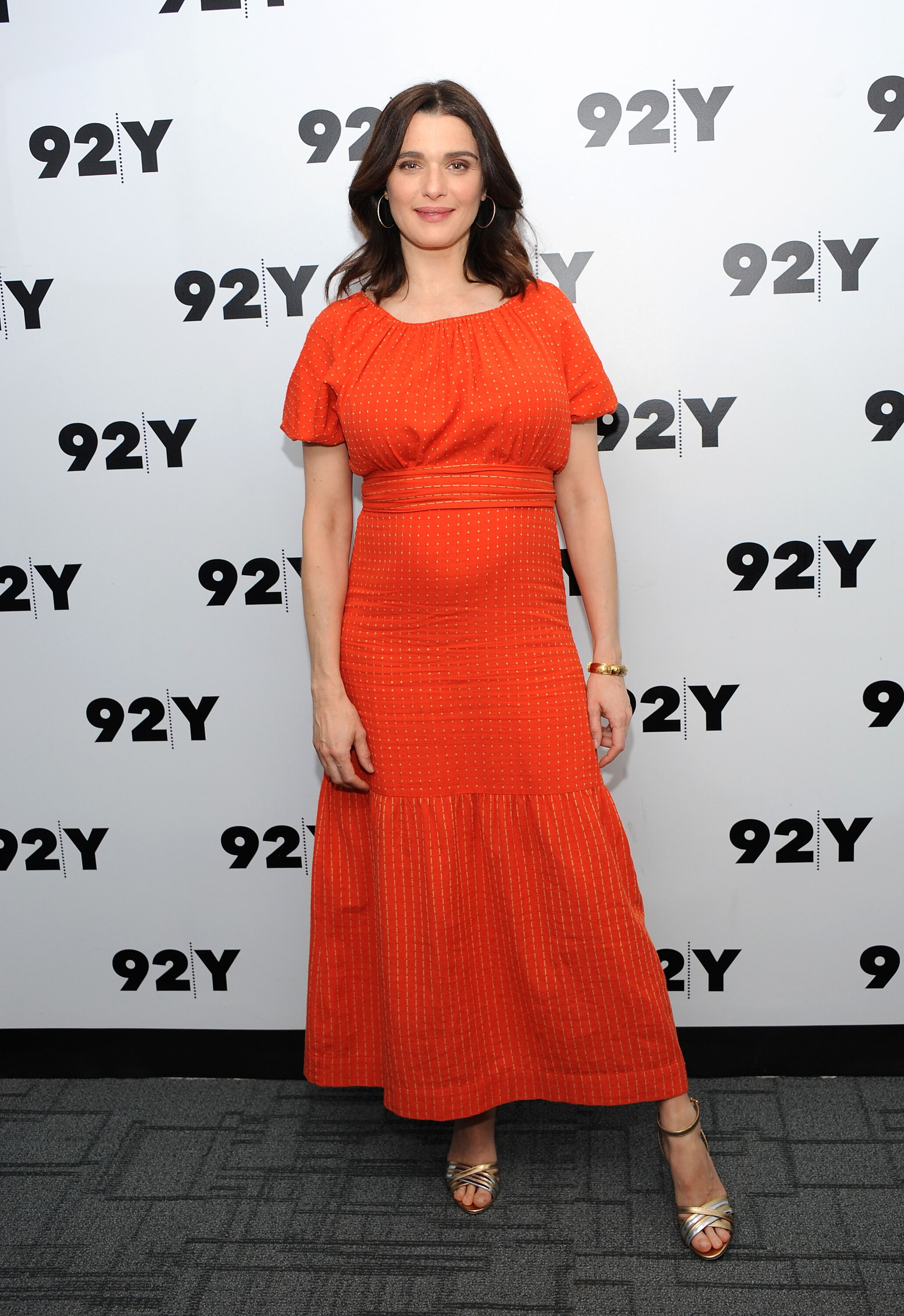 Rachel Weisz attends 92nd Street Y Presents: Rachel Weisz. | Source: Getty Images