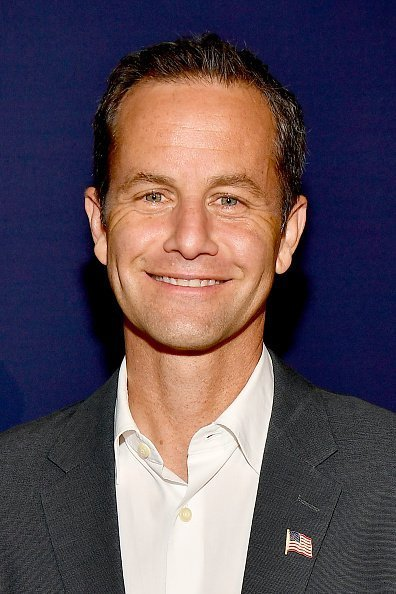 """Kirk Cameron attends the premiere of """"Overcomer"""" at The Woodruff Arts Center & Symphony Hall on August 15, 2019 in Atlanta, Georgia 