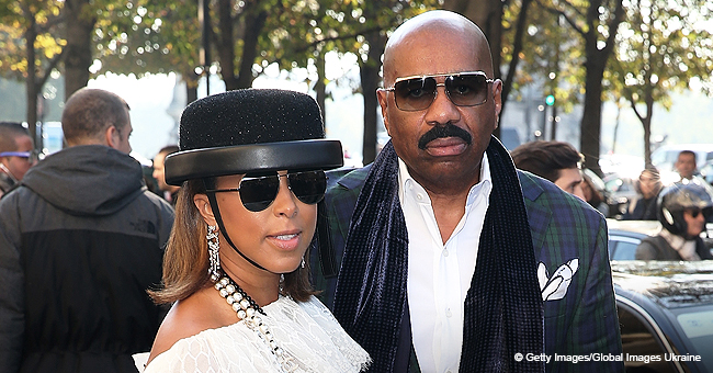 Steve Harvey's Wife's Drug Lord Ex Reportedly Writing Tell-All Book