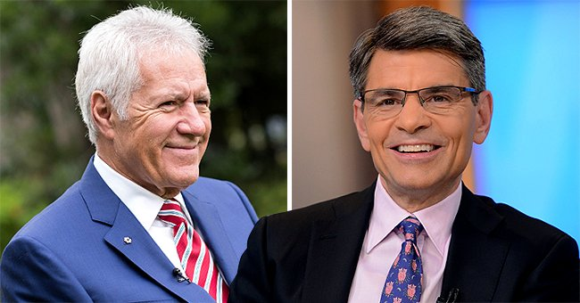 The Wrap: George Stephanopoulos Reportedly Eyes Late Alex Trebek's Role as 'Jeopardy!' Host