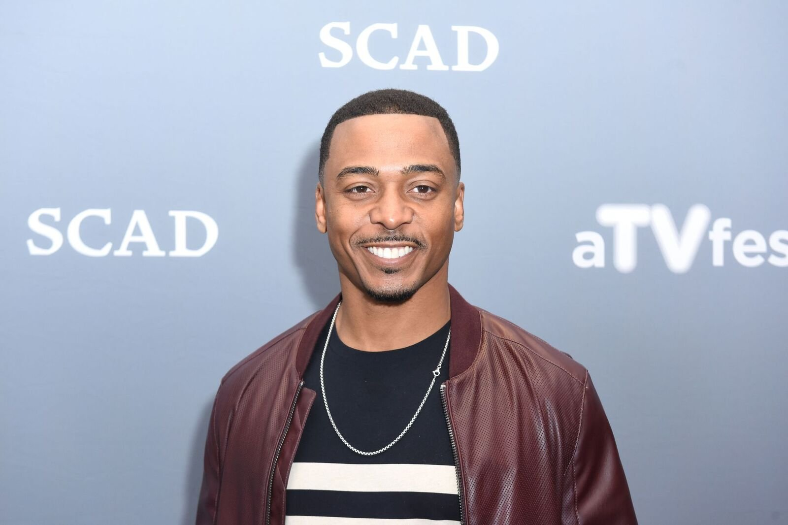 "RonReaco Lee at the press junket for ""Survivors Remorse"" in 2017 in Atlanta 