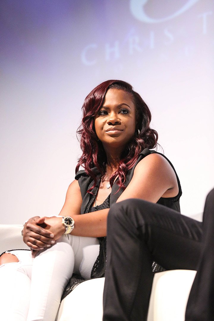 Singer and songwriter Kandi Burruss. I Image: Getty Images.
