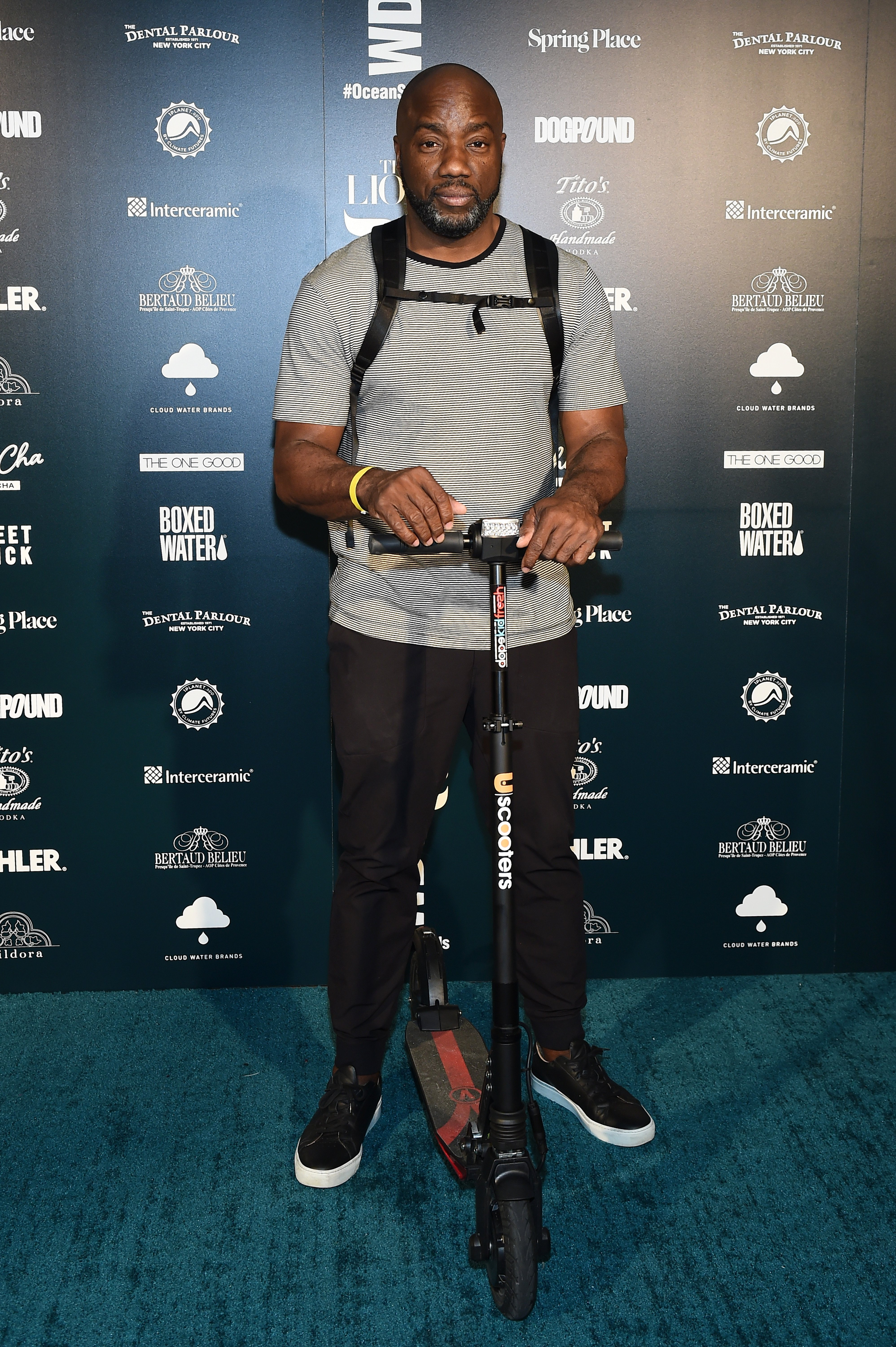 Malik Yoba at the The Lions X WDC World Ocean Day Event on June 08, 2019 in New York City| Photo: Getty Images