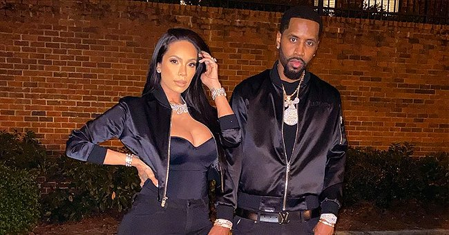 Meet Rapper Safaree Lloyd Samuels' Blended Family of 4