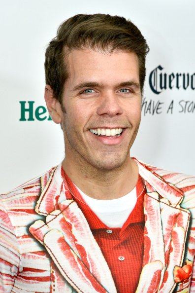 Perez Hilton at Sofitel Hotel on August 21, 2014 in Los Angeles, California. | Photo: Getty Images