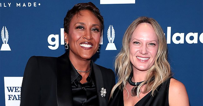 Robin Roberts Gets Real about State of Her Relationship with Amber Laign Amid COVID-19