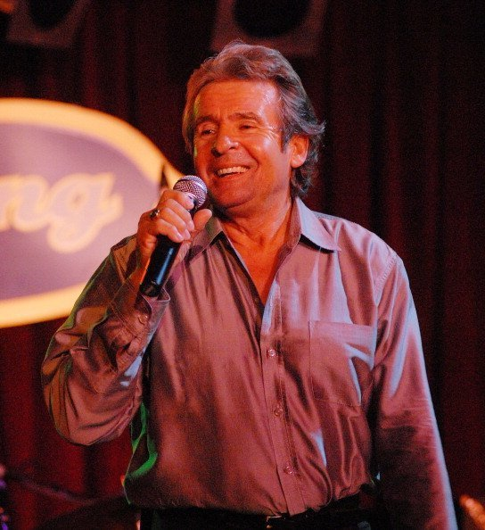 Davy Jones, formerly of The Monkees, performs at BB King Blues Club & Grill in New York City. | Photo: Getty Images