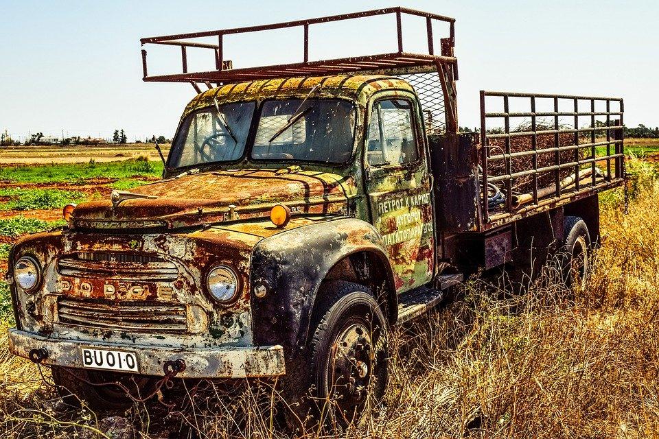 Un vieux camion | Photo : Pixabay