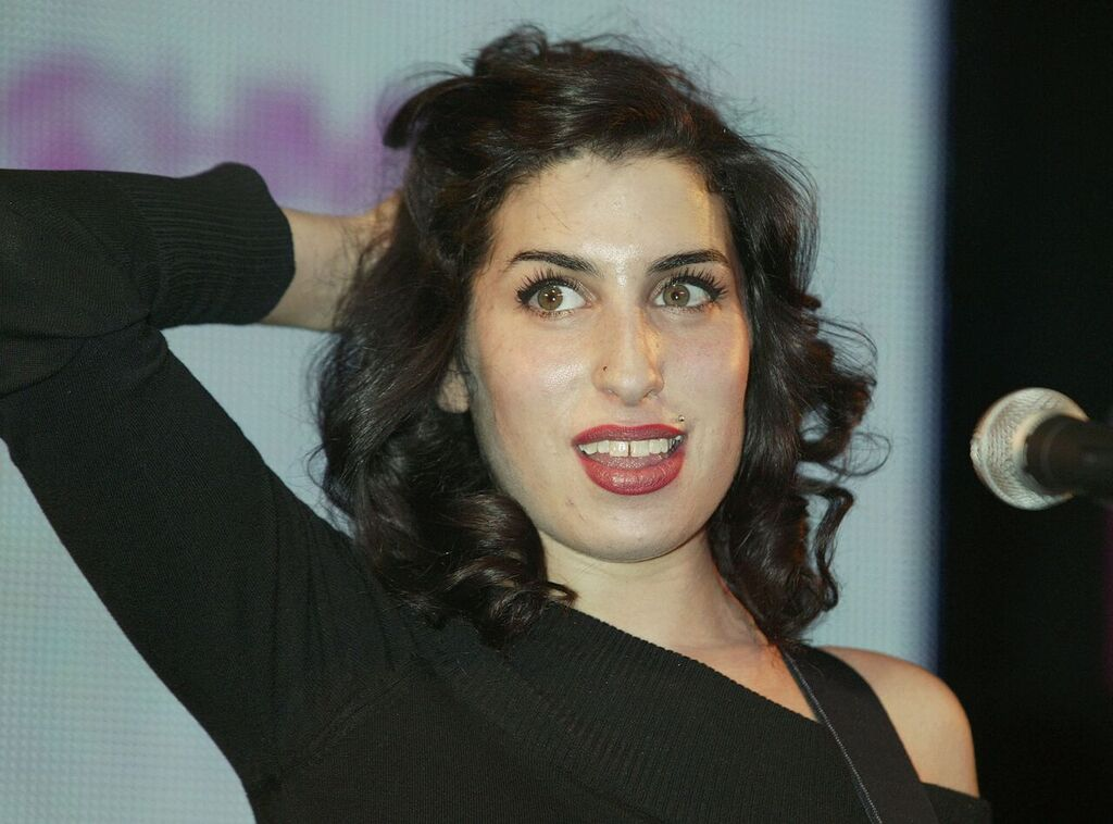 La chanteuse Amy Winehouse. l Source : Getty Images