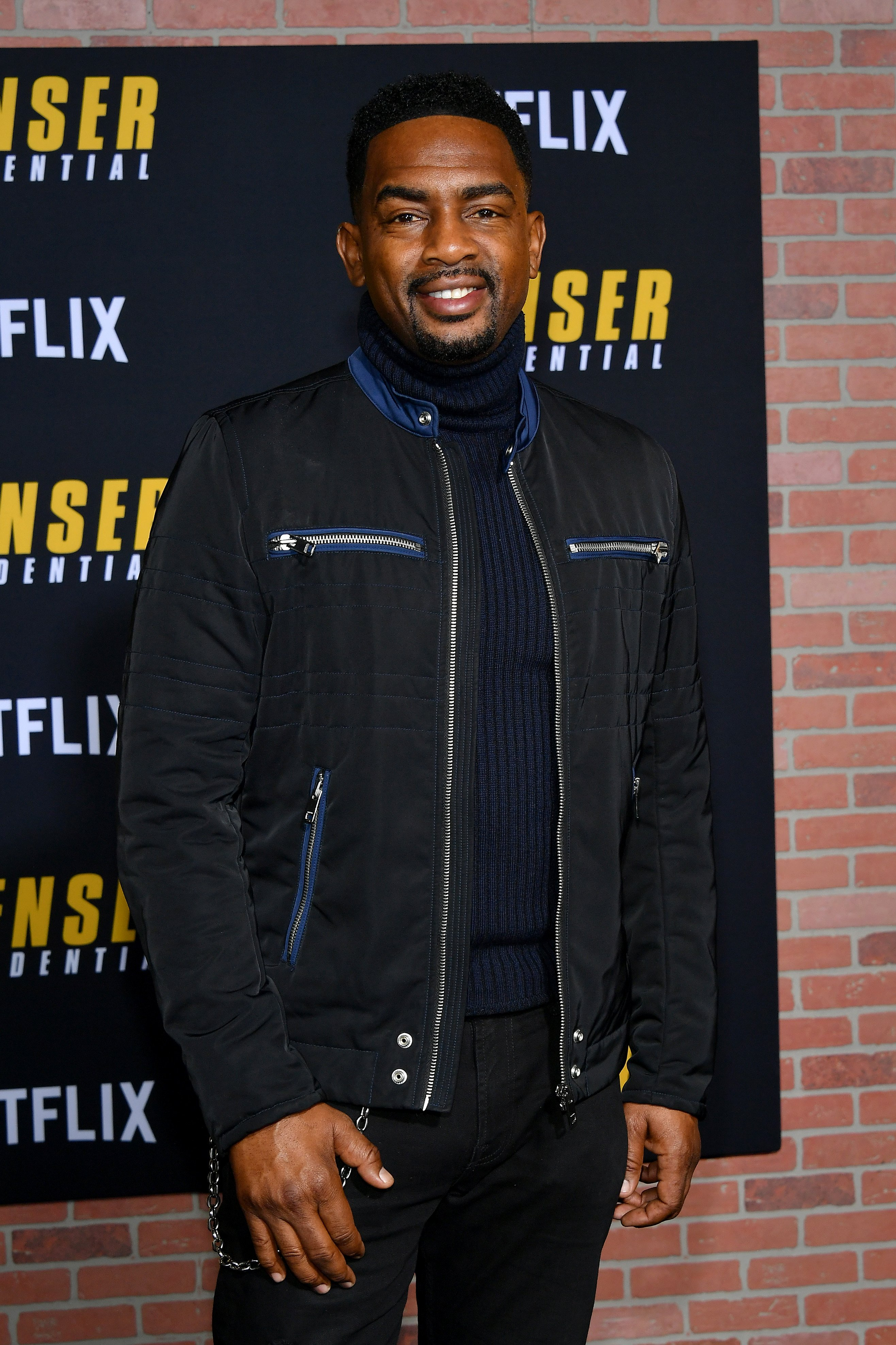 """Bill Bellamy at the Premiere of Netflix's """"Spenser Confidential"""" on February 27, 2020 