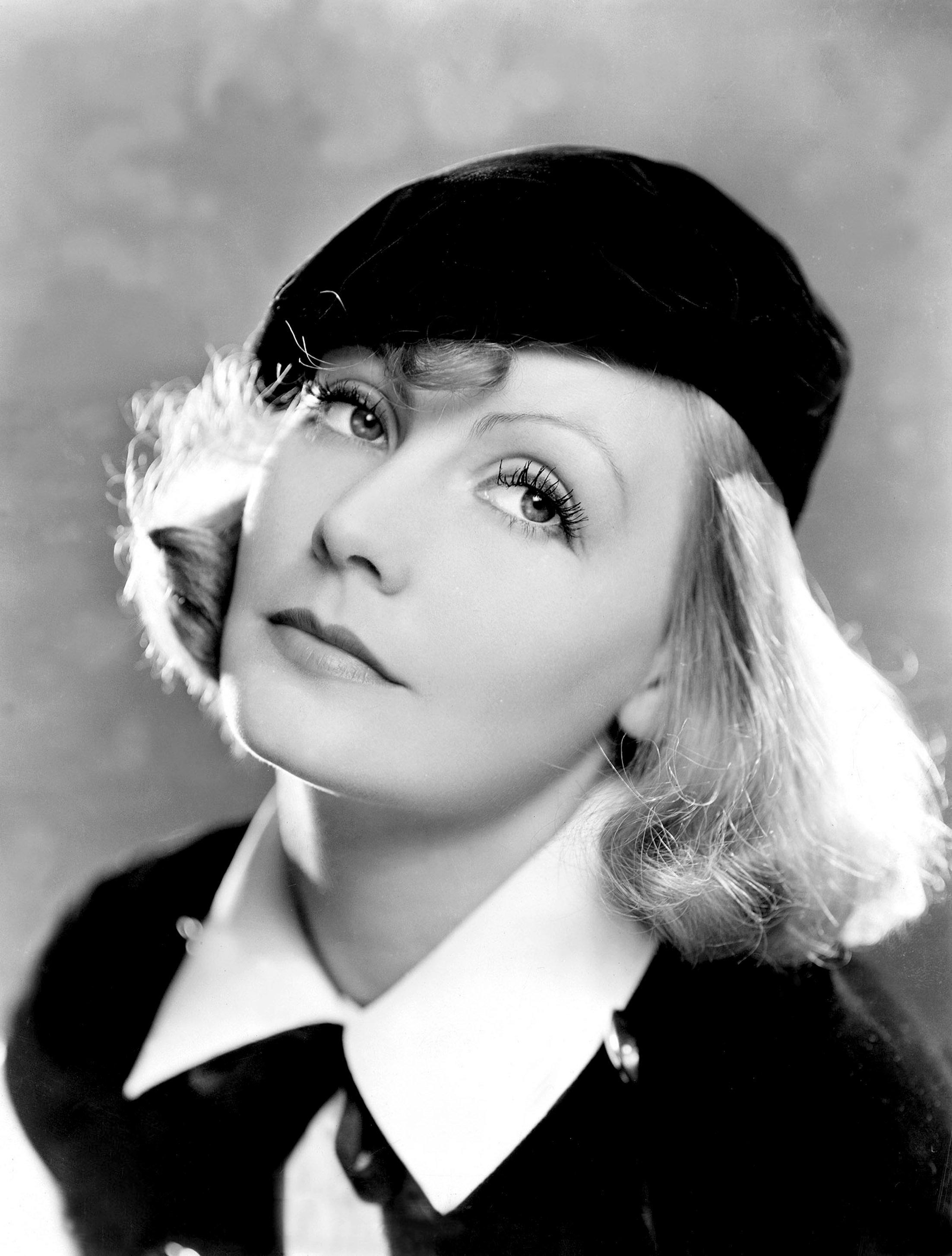 Greta Garbo.    Fuente: Getty Images
