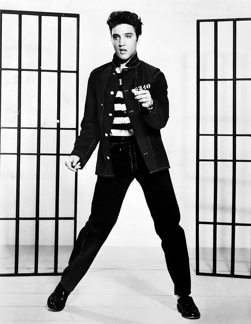 Elvis 1957 | Quelle: Wikimedia Commons