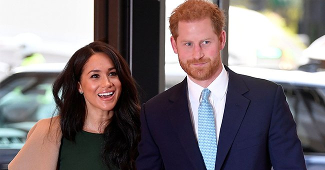 Prince Harry and Meghan Markle's Christmas Card Is Reportedly on Its Way
