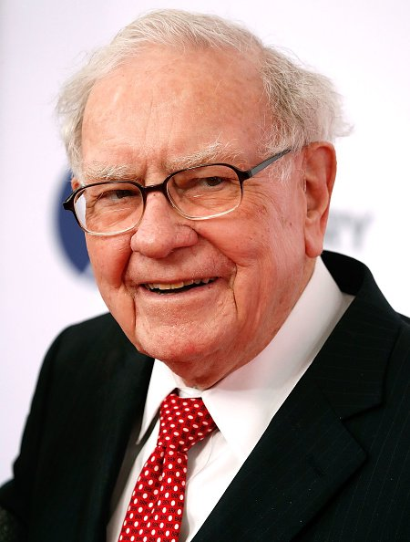 Warren Buffet at The Newseum on December 14, 2017 in Washington, DC.   Photo: Getty Images