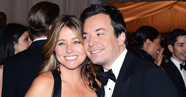 Jimmy Fallon's Wife Nancy Juvonen Talks about Thoughtful Gift She Got from Him for 50th Birthday on 'Tonight Show'
