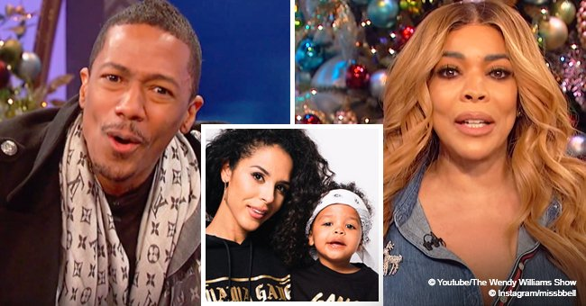 Nick Cannon's ex fires back at Wendy Williams for calling their son an 'oops baby'