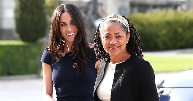 Closer Weekly: Baby Archie Absolutely Adores His Grandma Doria Ragland