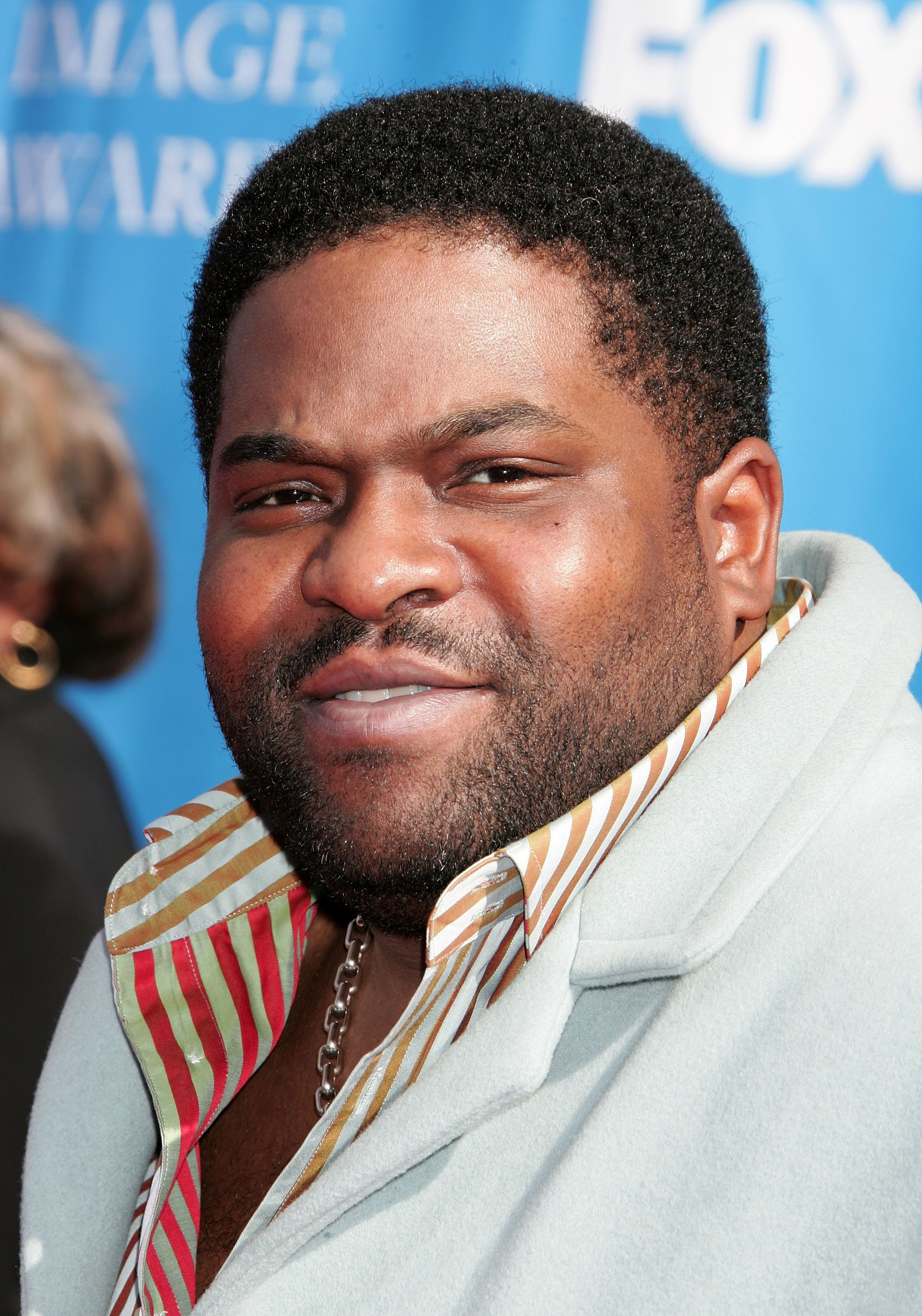 Sean Levert arrives at the 39th NAACP Image Awards held at the Shrine Auditorium on February 14, 2008.   Photo: GettyImages
