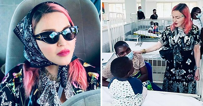 Madonna & Her 5 Kids Reportedly Take Trips to Malawi & Kenya despite COVID-19 Restrictions