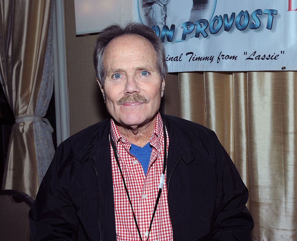 Jon Provost attends 2016 Chiller Theatre Expo Day 1 at Parsippany Hilton on October 28, 2016. | Photo: Getty Images