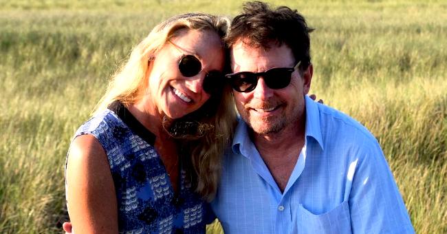 'Designated Survivor' Actor Michael J Fox & Wife Tracy Pollan Share Cute Beach Selfies
