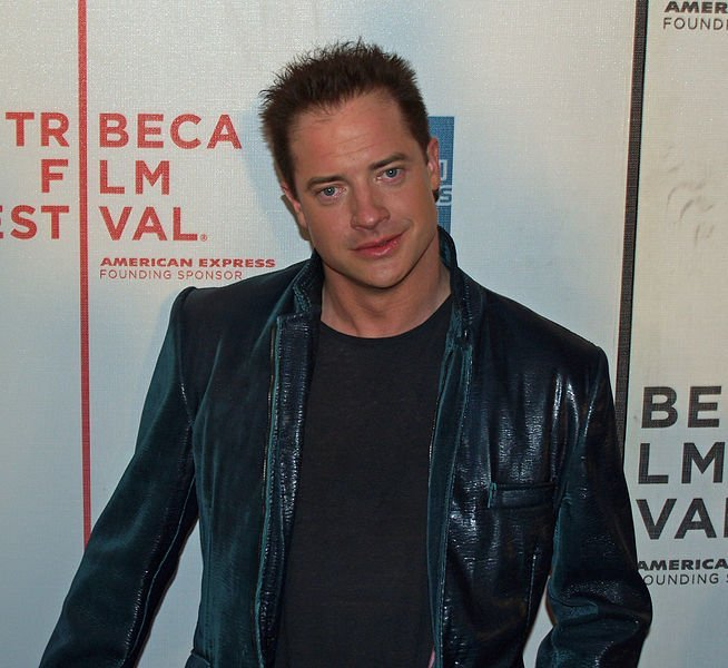 Brendan Fraser, 2007. | Source: Wikimedia Commons