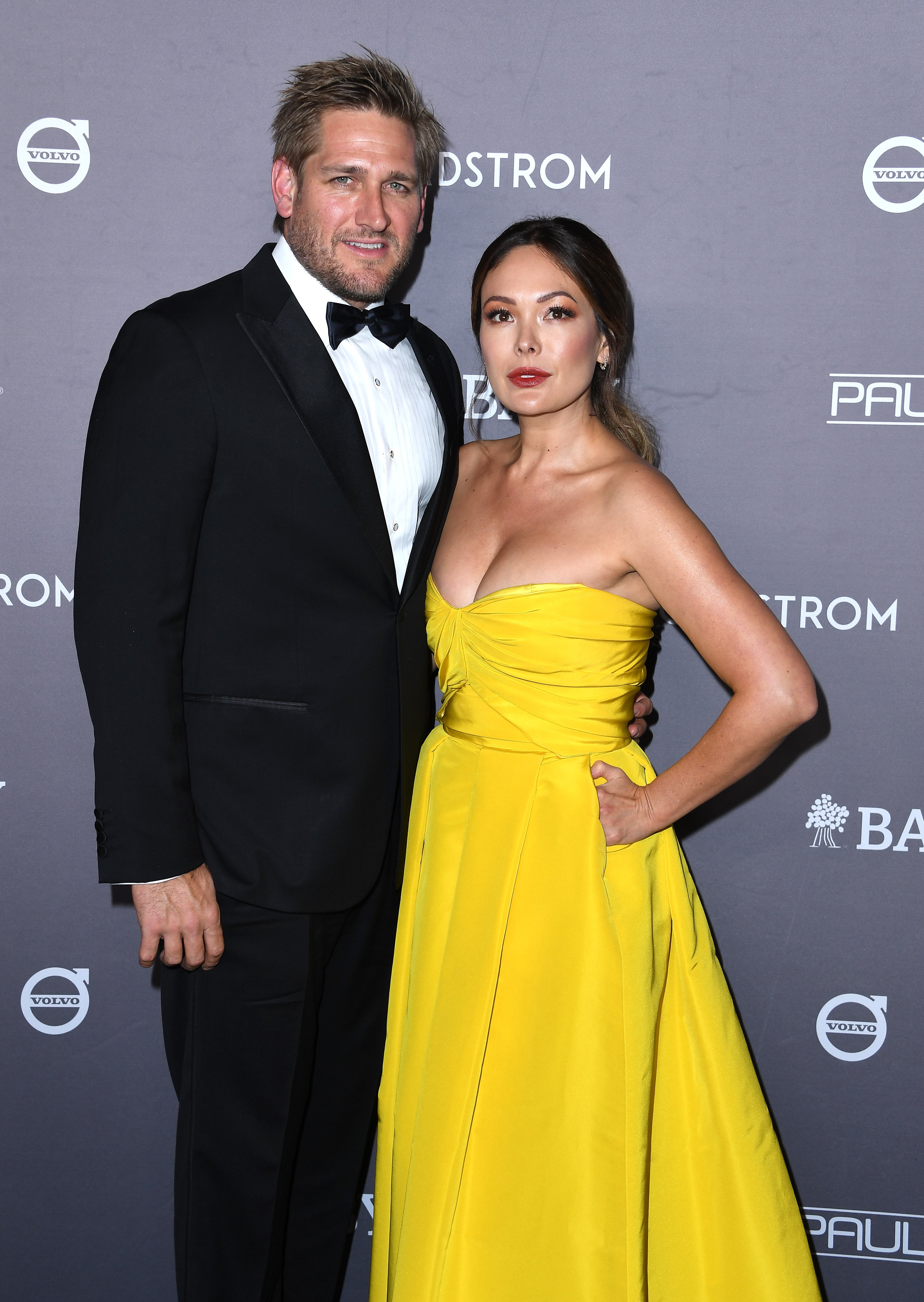 Curtis Stone and Lindsay Price at the 2019 Baby2Baby Gala in Culver City | Source: Getty Images