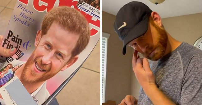Toddler Mistakes Prince Harry for Her Dad and the Hilarious Moment Goes Viral
