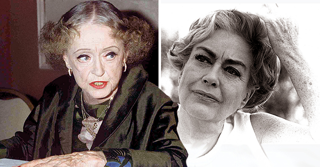 Story behind Bette Davis and Joan Crawford's Legendary Feud