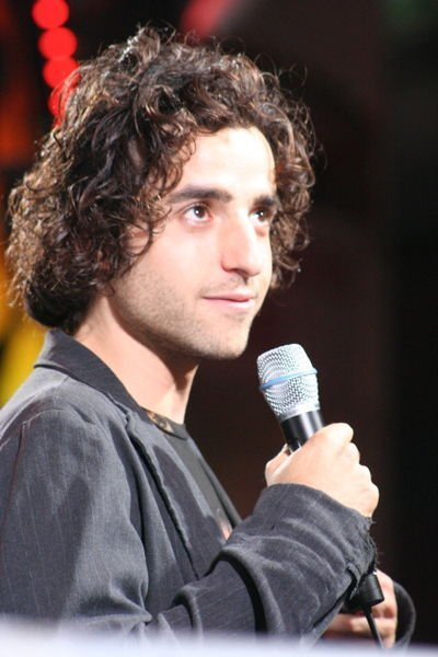 """David Krumholtz at the premiere of """"Serenity."""" 