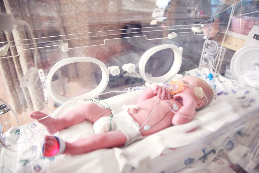 Baby Lyra touched Kelsey's heart   Source: Unsplash